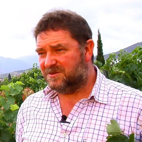 Juan Carlos Sancha : Winemaker (Spain)