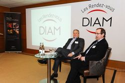 Luxury is the theme of the latest 'Rendezvous Diam' in Bordeaux.