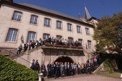 New Diam rendezvous in Alsace.
