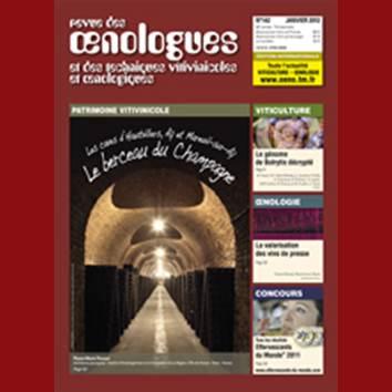 FRANCE - Revue des Œnologues - supercritical CO2