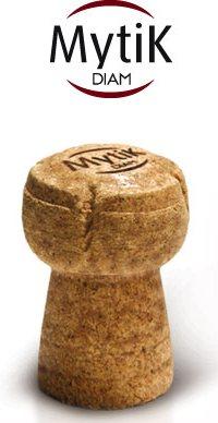 Mytik Diam, 专为起泡葡萄酒设计的高科技瓶塞
