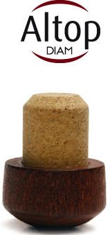 Altop Diam, 专为烈酒设计的高科技瓶塞